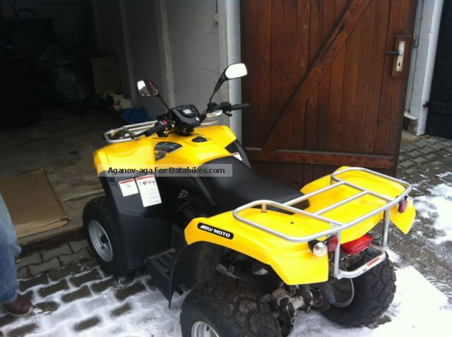 2012 Adly  220-U Ranger Motorcycle Quad photo