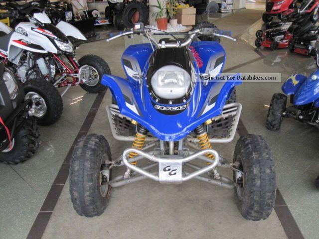 2005 Gasgas  450 HP Wild Motorcycle Quad photo