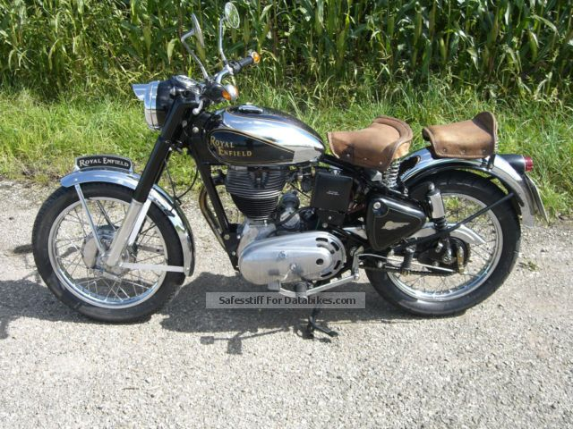 2002 Royal Enfield  Bullet 500 Deluxe Motorcycle Motorcycle photo