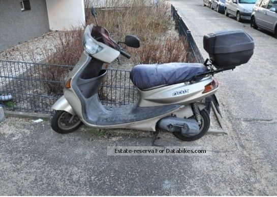 1994 MBK  Evolis Motorcycle Scooter photo