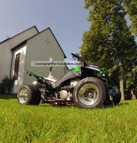 SMC  Explorer 520 Supermoto 2012 Quad photo