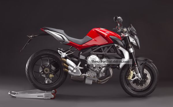 2012 MV Agusta  Brutale B3 675 2013 model year 48PS possible. Motorcycle Naked Bike photo