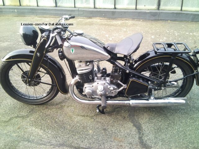 DKW  SB 500 1936 Vintage, Classic and Old Bikes photo