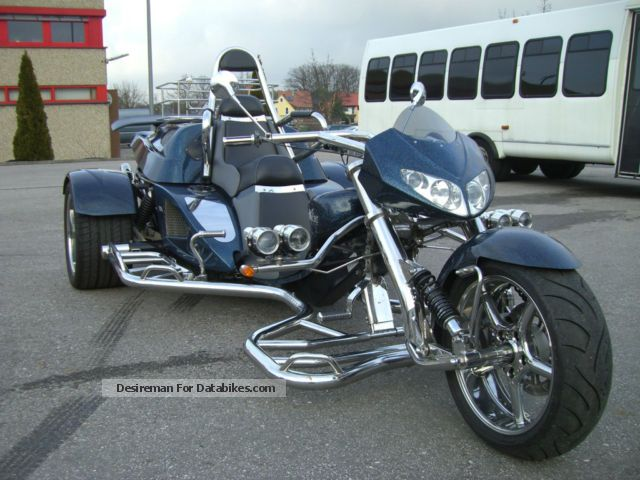 2008 Boom  Fighter Motorcycle Trike photo