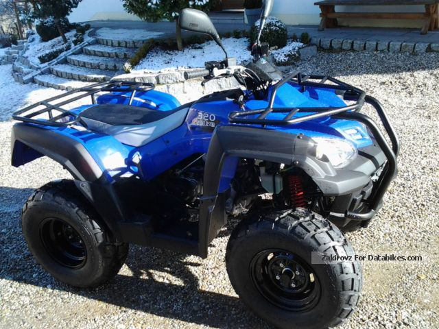 2013 Adly  canyon 320 Motorcycle Quad photo