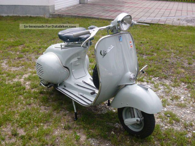 vespa 125 de 1959