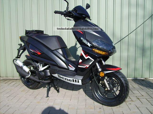 2012 Benelli Quattro Nove X 50