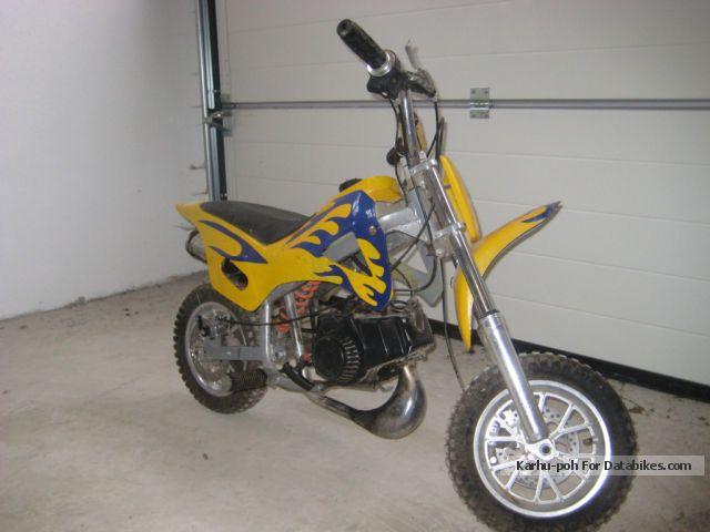 Other  Mini-Bike 1995 Pocketbike photo