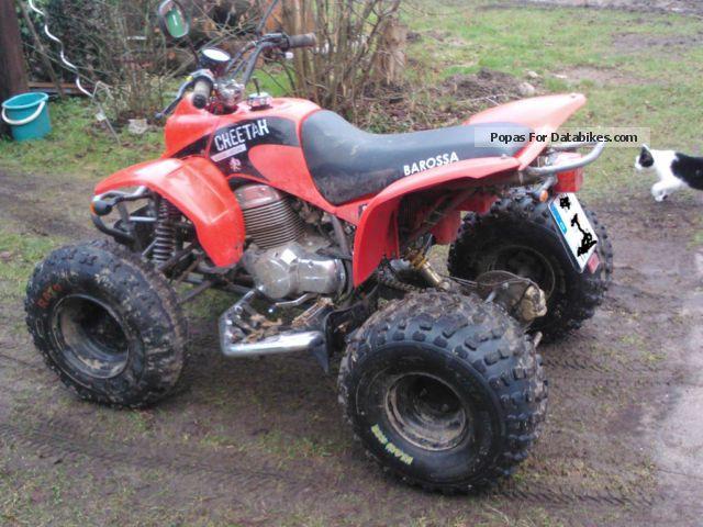 2004 Barossa  Ram Motorcycle Quad photo