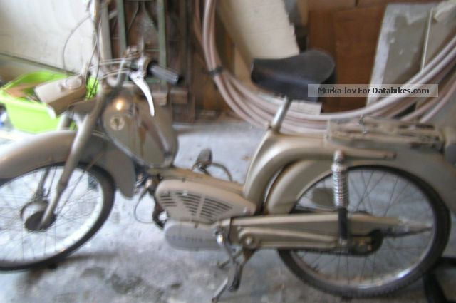 DKW  mf3 1971 Vintage, Classic and Old Bikes photo