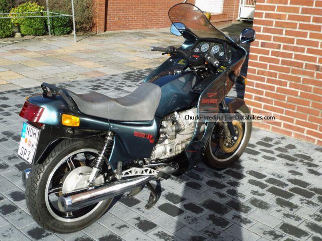 1990 Moto Guzzi  SP 3 Motorcycle Tourer photo