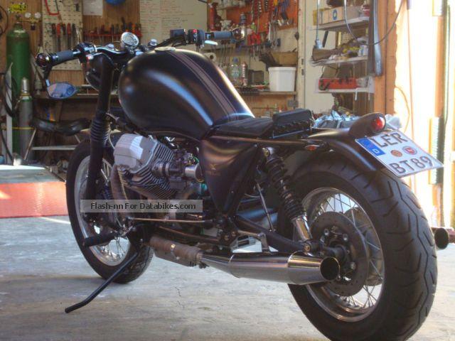 1990 Moto Guzzi  cali3 extra flat Motorcycle Chopper/Cruiser photo
