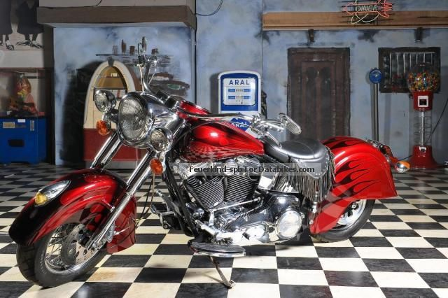 2012 Indian  Chief Inc German Zullasung Motorcycle Chopper/Cruiser photo