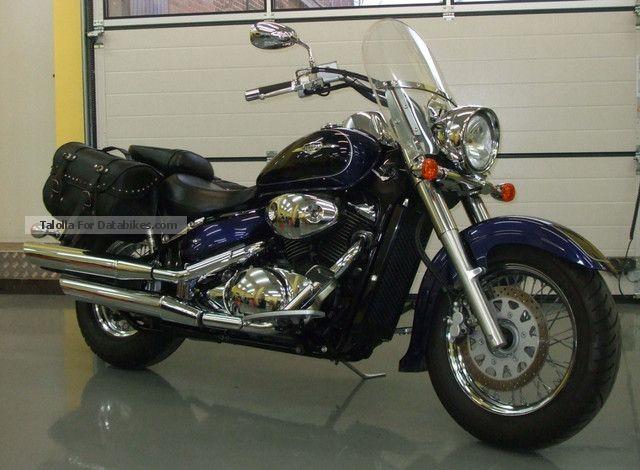 2005 Suzuki  VL 800 K5 Motorcycle Chopper/Cruiser photo