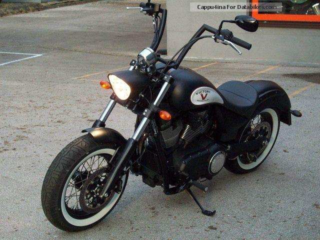 2013 VICTORY  Vegas Highball Motorcycle Motorcycle photo