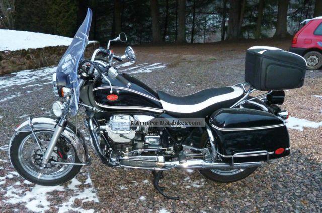 2008 Moto Guzzi  California Motorcycle Chopper/Cruiser photo