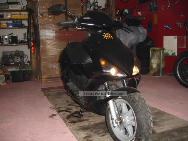 1999 Benelli  491 sport Motorcycle Motor-assisted Bicycle/Small Moped photo