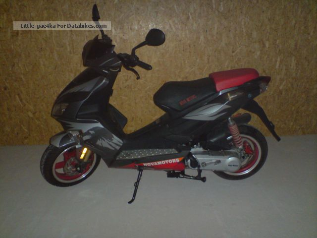 2012 Baotian  GT3 Motorcycle Scooter photo