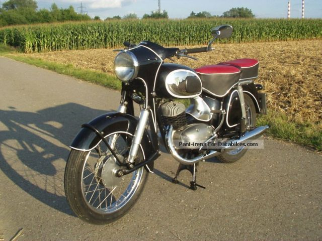 DKW  RT 175 VS 1958 Vintage, Classic and Old Bikes photo
