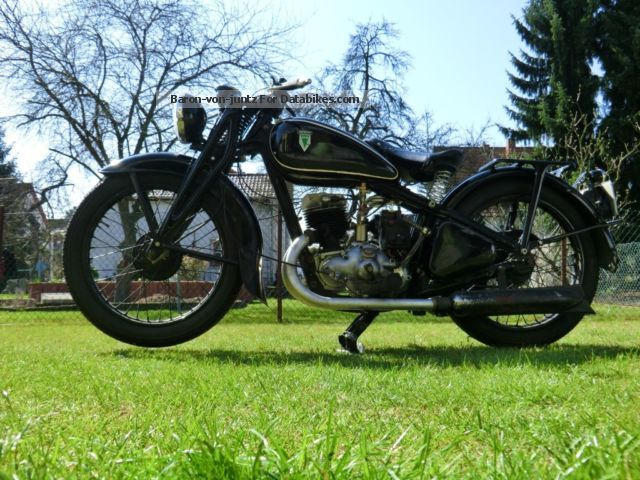 2012 DKW  250 sport Motorcycle Motorcycle photo