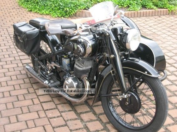 DKW  SB 500 1938 Vintage, Classic and Old Bikes photo