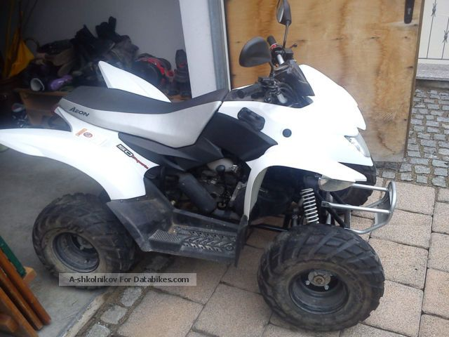 2009 Aeon  AT 70 Motorcycle Quad photo