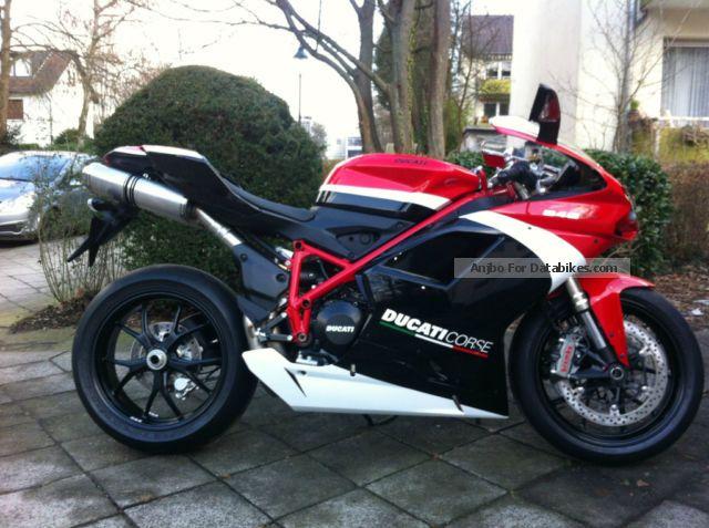 Ducati  848 Evo Corse NEW 2013 Sports/Super Sports Bike photo