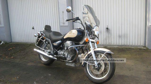 1997 Moto Guzzi  California Motorcycle Chopper/Cruiser photo