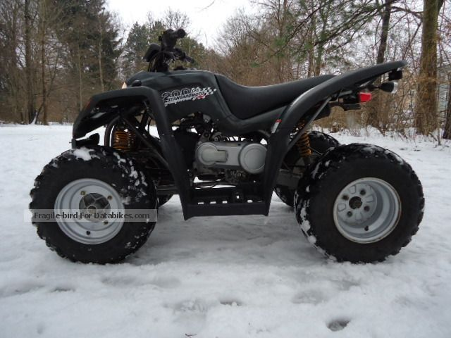 2010 SMC  200 cfs standard Moto Ez special edition 2010 Top Motorcycle Quad photo