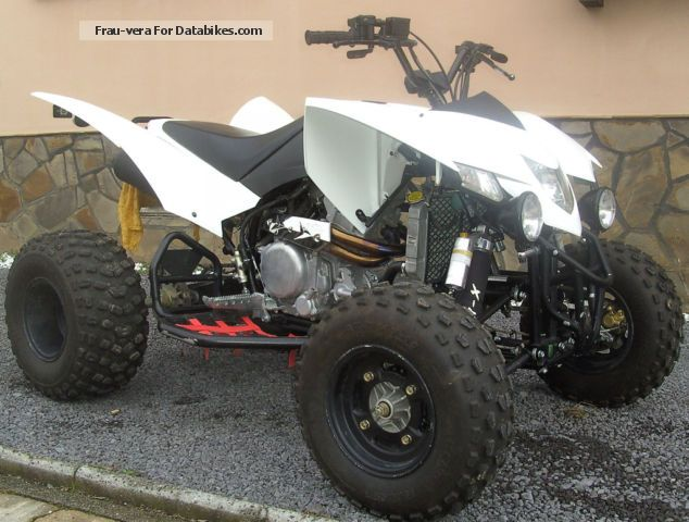 2011 SMC  520 RR Canyon Motorcycle Quad photo