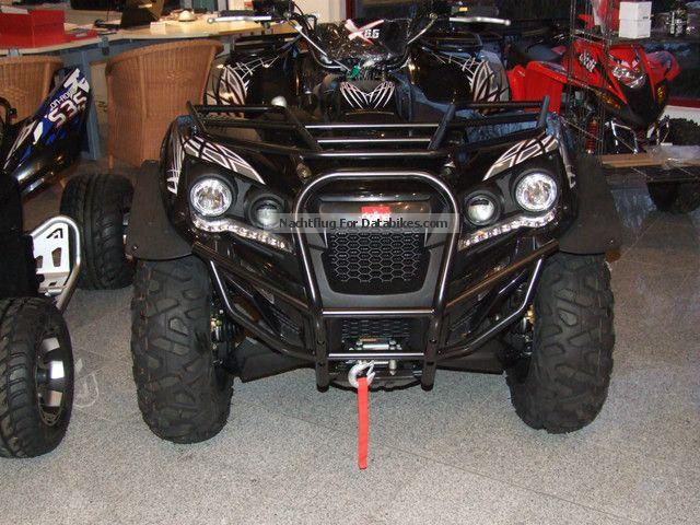 2012 Beeline  Online X 6.5 Motorcycle Quad photo