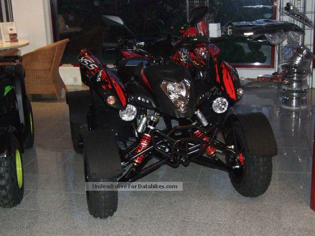 2012 Beeline  Online X 5.5 Motorcycle Quad photo