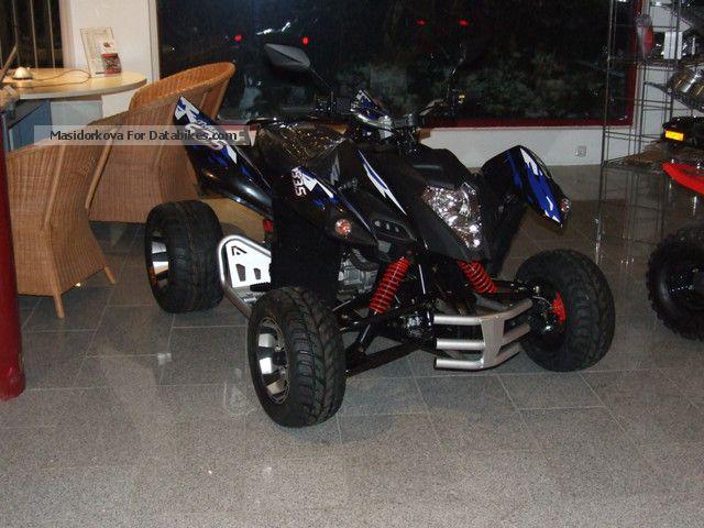 2012 Beeline  Online S 3.5 Motorcycle Quad photo