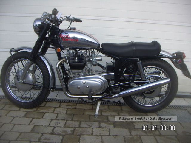 Royal Enfield  Interceptor MkII U.S. 1969 Vintage, Classic and Old Bikes photo