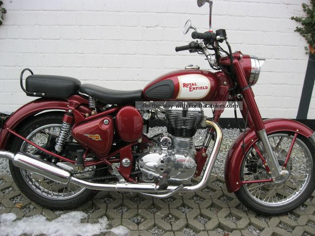 2010 Royal Enfield  Bullet 500 Motorcycle Motorcycle photo