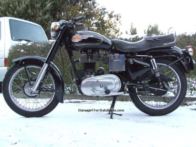 1985 Royal Enfield  350 Motorcycle Tourer photo
