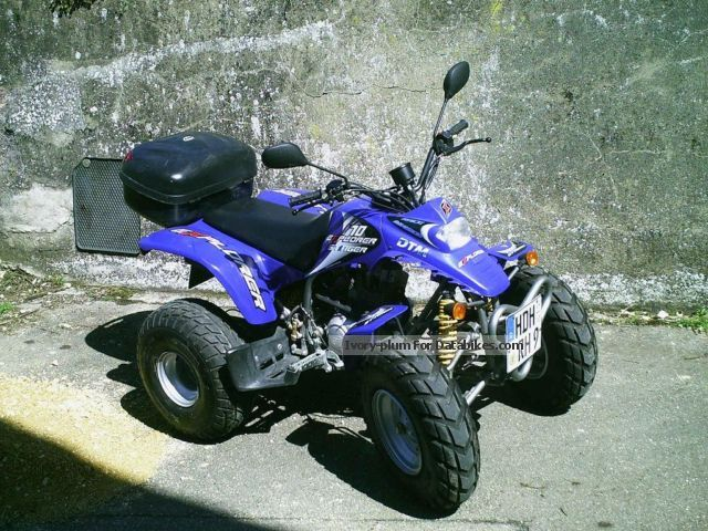 2005 Explorer  SMC 170 Motorcycle Quad photo