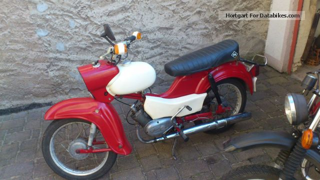 1968 Simson  Star Motorcycle Motor-assisted Bicycle/Small Moped photo