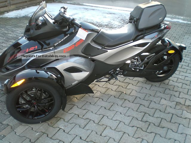 2012 Bombardier  RS SE5 special equipment Motorcycle Trike photo
