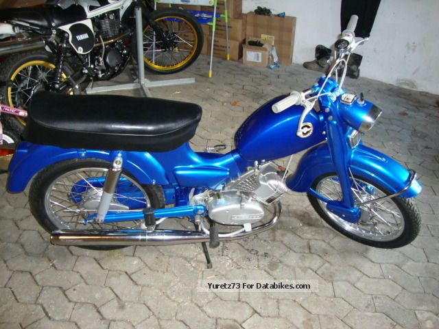 Zundapp  Zündapp c50 super 441-01 1975 Vintage, Classic and Old Bikes photo