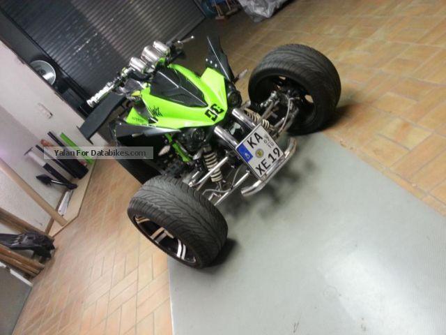 2010 Zhongyu  Quad Motorcycle Quad photo