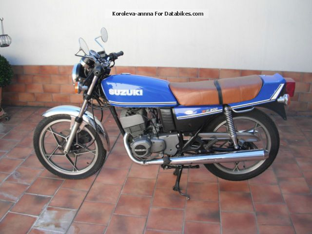 Suzuki  GT 200 X5 1979 Vintage, Classic and Old Bikes photo