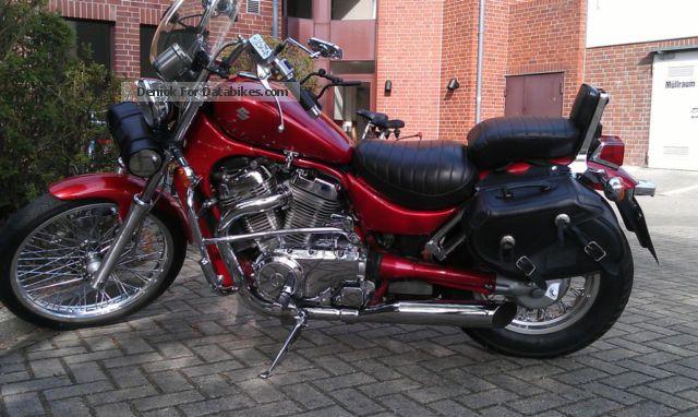 1993 Suzuki  VS 52 B Motorcycle Chopper/Cruiser photo
