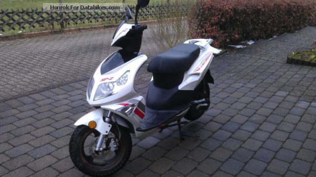 2012 Rivero  SP-2 Motorcycle Scooter photo