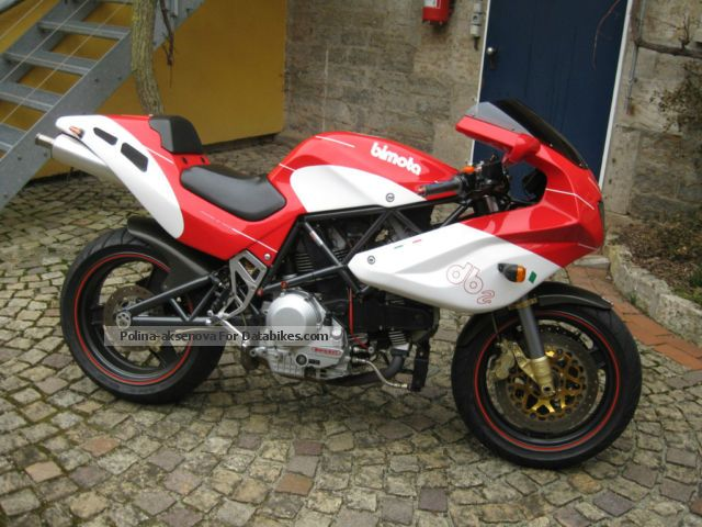 1995 Bimota  DB2 Motorcycle Motorcycle photo
