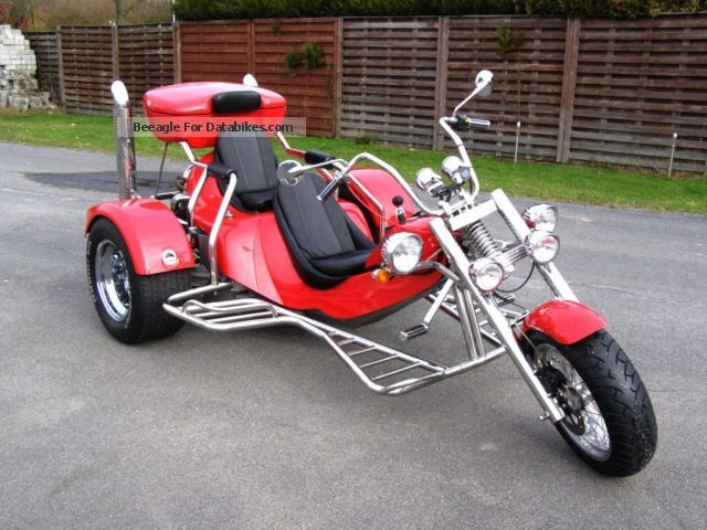 2008 Rewaco  FX1 Motorcycle Trike photo