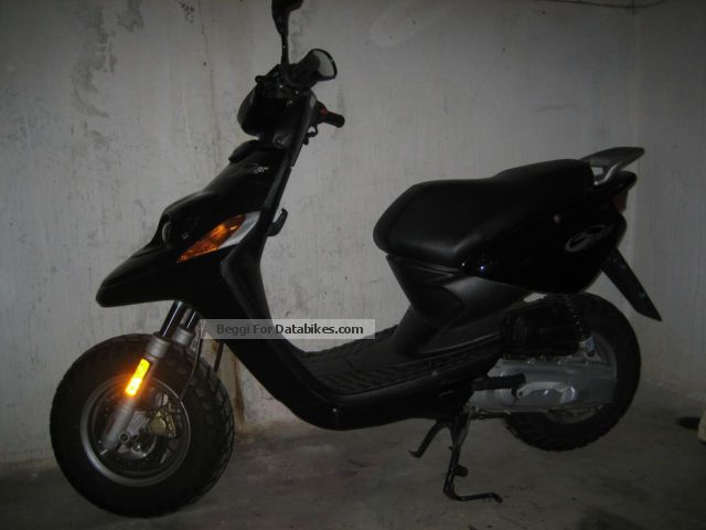 2008 MBK  Booster Motorcycle Scooter photo