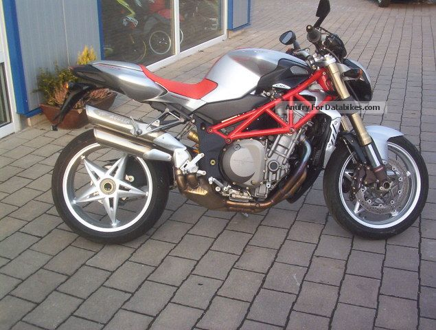 2006 MV Agusta  910 Brutale only 5262 Km Perfect Condition Motorcycle Sports/Super Sports Bike photo