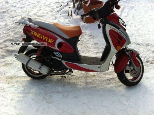 2006 Zhongyu  XY125-11 Motorcycle Lightweight Motorcycle/Motorbike photo