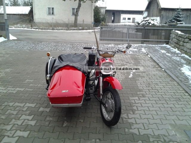 Mz  it 250 1970 Vintage, Classic and Old Bikes photo